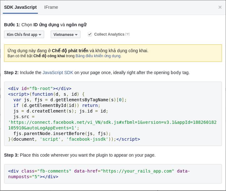 code sinh ra sau khi submit form