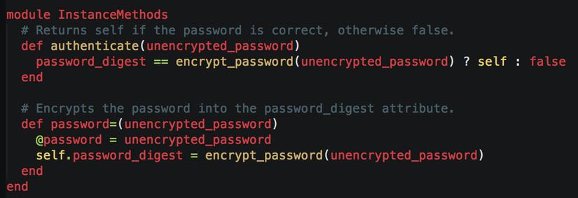 Ảnh ví dụ về đặt tên tốt hơn, lùi đầu dòng chuẩn và dọn sạch code không dùng đến
