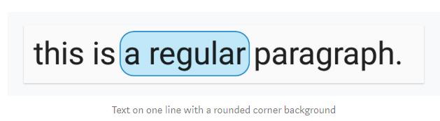 Custom TextView: Thêm background bo tròn cho text