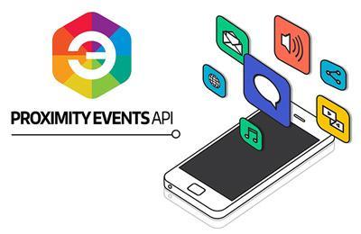 Proximity events API