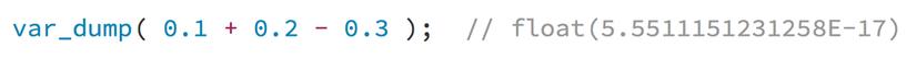 Xử lý số thập phân với độ chính xác cao trong PHP