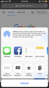 Action Extension trong iOS - Viblo