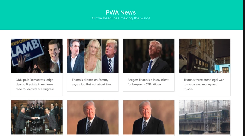 Xây dựng web Progressive Web Application (PWA) với Nuxt.js