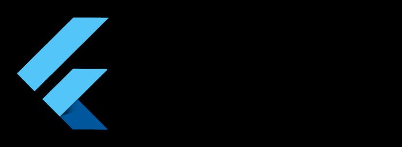 Logo của Flutter