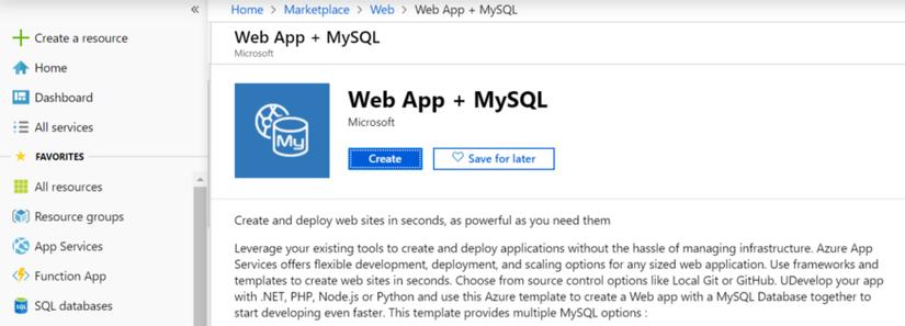 Làm thế nào để deploy dự án Laravel lên Azure Web App miễn phí ?