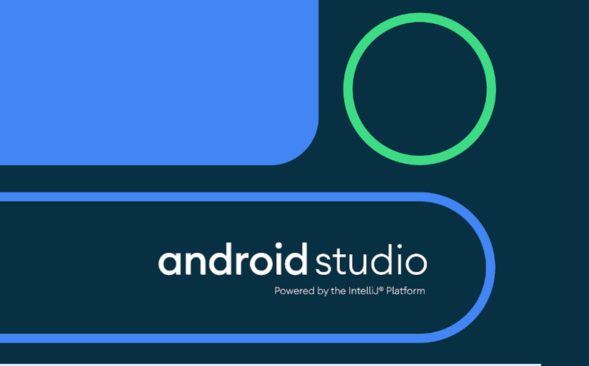 Android Studio 4.0 Launcher Screen