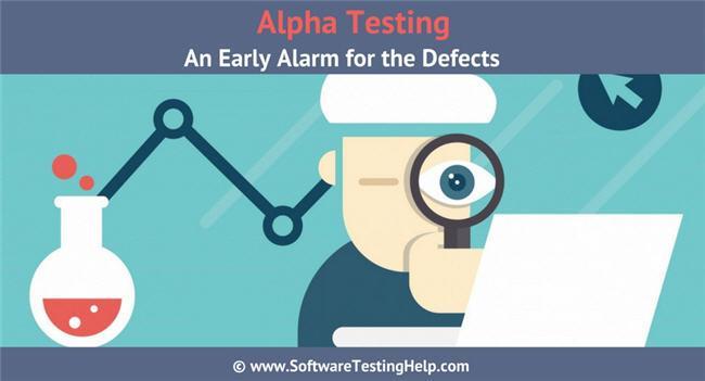 Thử nghiệm alpha là gì?