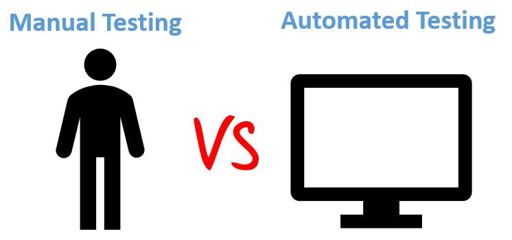 Sự khác nhau giữa Manual testing với Automation testing