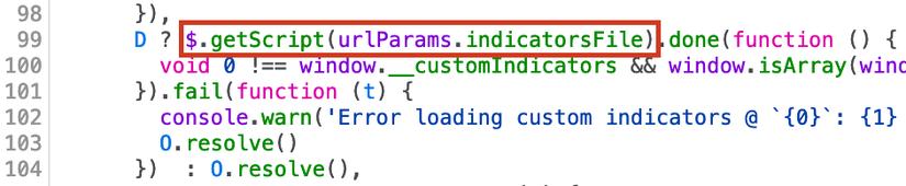 hack website thông qua thư viện JavaScript của bên thứ ba