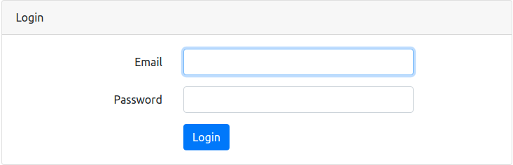 Nuxt js: Authentication sử dụng Laravel làm server - Viblo