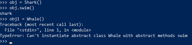 class has not imported the method