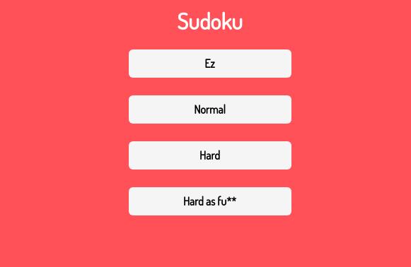 Làm game Sudoku đơn giản bằng Vue.js