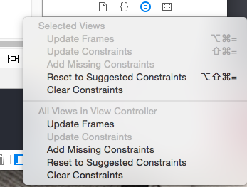 Clear Constraints