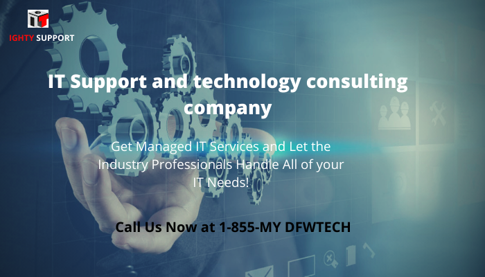 IT Support Fort Worth- IT Solution for Small Business