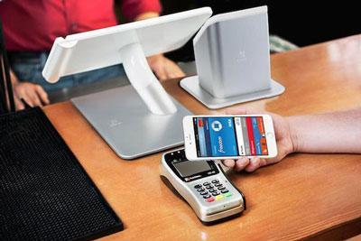 Ví dụ minh họa máy đọc NFC