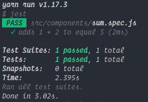 Setup VueJS Testing Environment Using Jest