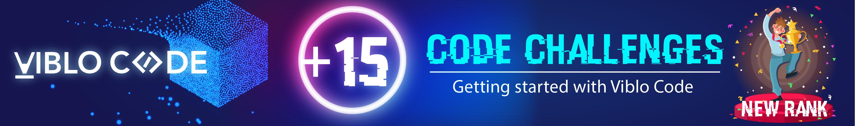 Viblo Code - New Challenge 202010