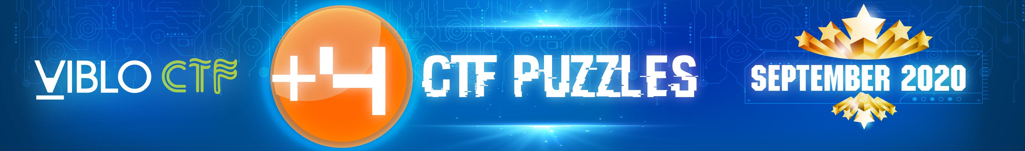 Viblo CTF - New puzzles 202009