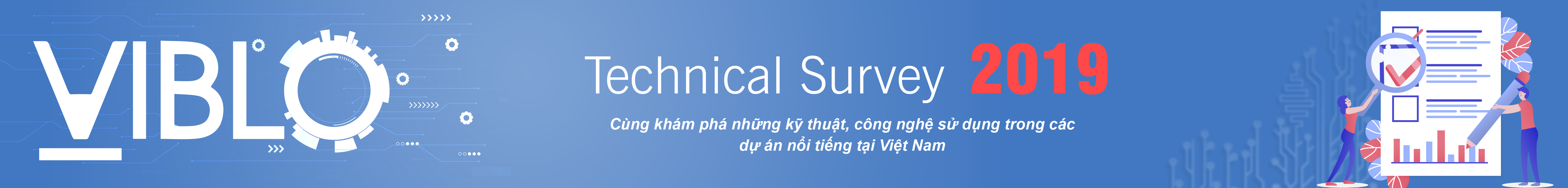 Viblo Technical Survey 2019